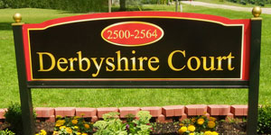Derbyshire Court logo